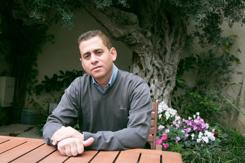 """""""לא האמנו שמדינת ישראל תגיע עד אנטבה"""". שי גרוס צילום: עופר עמרם"""