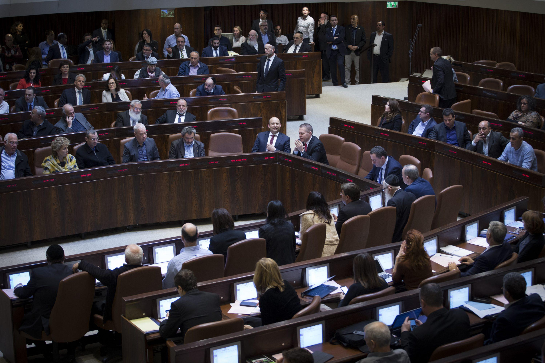 איזון בין הרשות השופטת למחוקקת. כנסת ישראל צילום: יונתן זינדל, פלאש 90