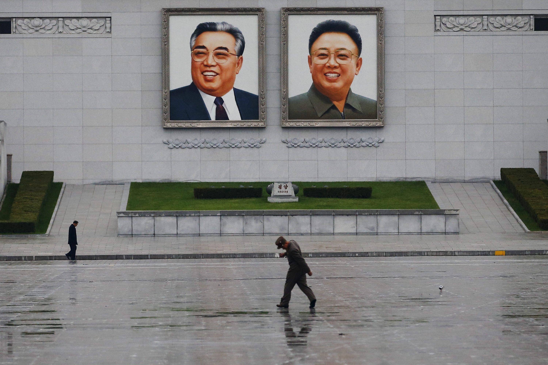 הדיפלומטיה לא הצליחה לעצור אותם. מנהיג צפון קוריאה צילום: Damir Sagolj, רויטרס