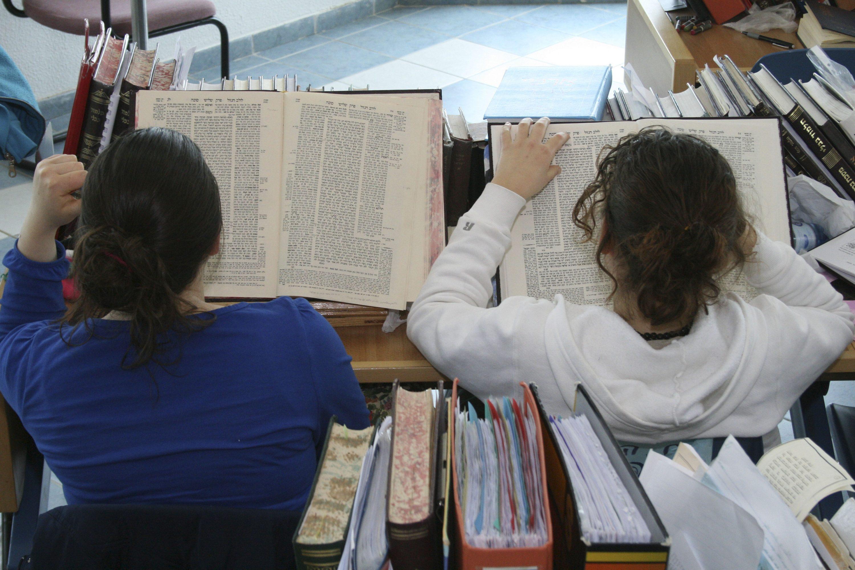 הרצון ללמוד הוא מבורך, המבחן הוא בתוצאה המעשית. צילום: גרשון אלינסון, פלאש 90