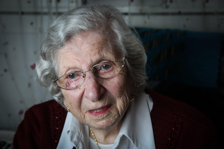 """הכינוי שלה במערכת הביטחון היה """"מסייה שולה"""" צילום: הדס פרוש, פלאש 90"""
