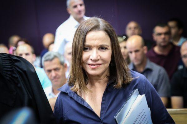 לא נתפסת כפנים חדשות בפוליטיקה. יחימוביץ' צילום: פלאש 90