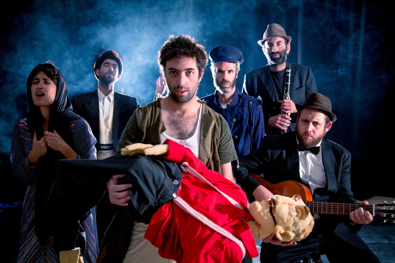 ההצגה 'עיר המזל' של תיאטרון תקוע שתעלה בפסטיבל השנה צילום: יוהן שגב