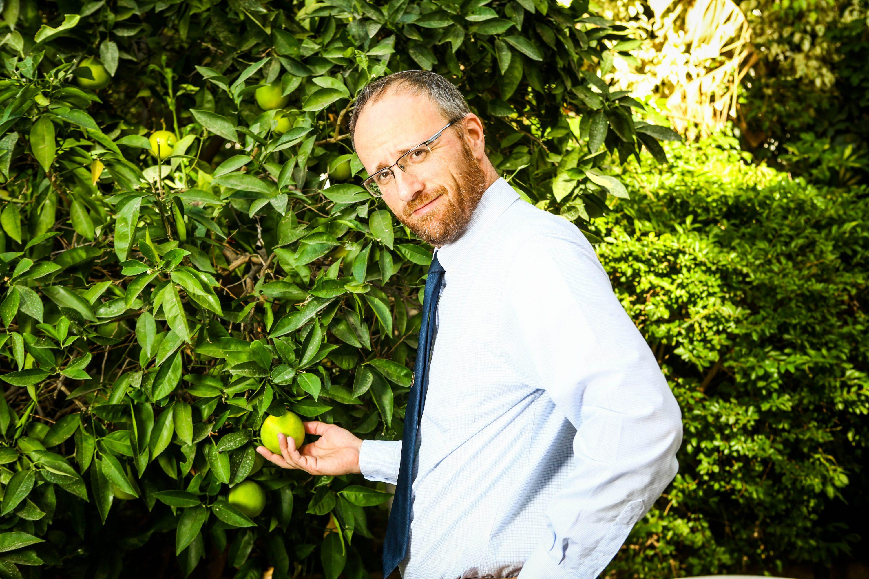 הטיפול הישראלי בנושאים אתיים הוא ייחודי ונועז. פרופ' גיל סיגל צילום: שלומי יוסף