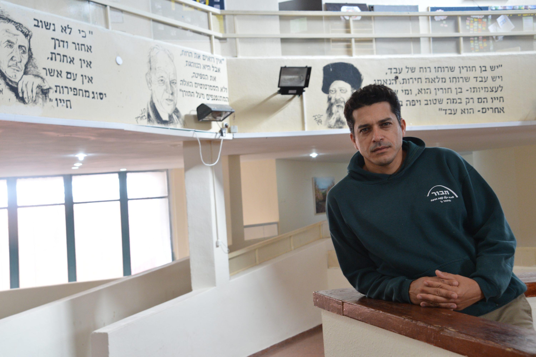 """""""הציבור החילוני לא מורד ביהדות, אין לו במה, הוא לא מכיר אותה"""". עמיחי שיקלי צילום: ישראל פרץ"""