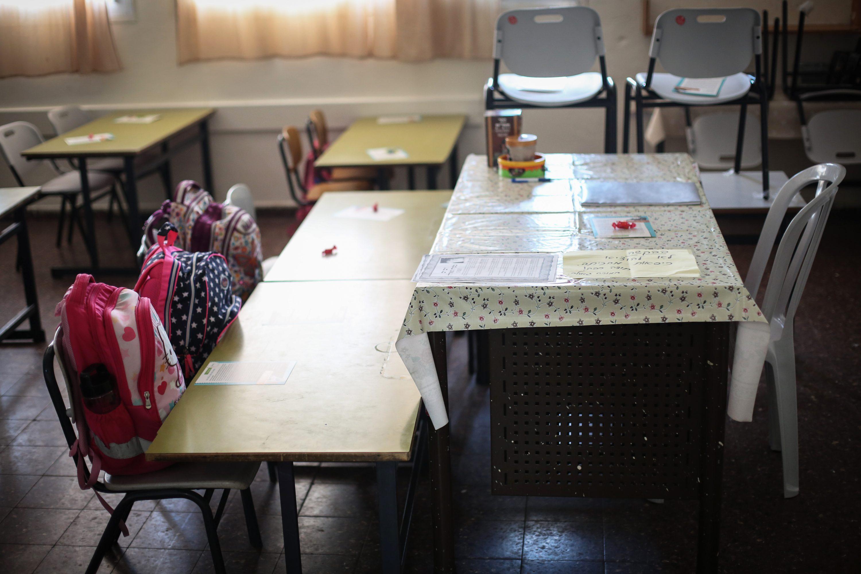 ראש מועצה יכול למנוע הקמת בית ספר. אילוסטרציה צילום: דוד כהן, פלאש 90