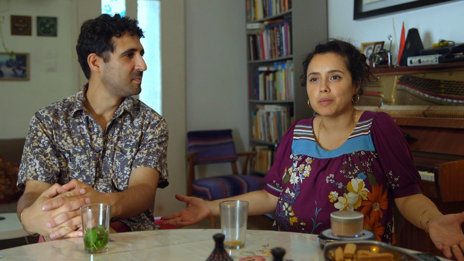 שם משפחה ספרדי הוא עדיין אות קלון. 'הצרפוקאים' צילום: באדיבות כאן 11
