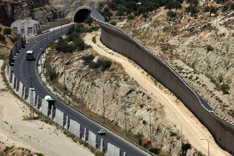 """אירוע חטיפה עלול להיגמר ברצח. כבישים ביו""""ש צילום: נתי שוחט, פלאש 90"""