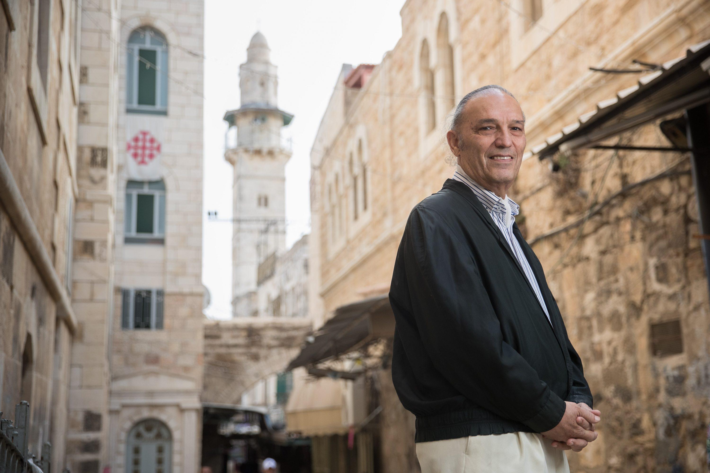 """מתגעגע לאיראן שלפני המהפיכה. עוד"""" דניאל דנה צילום: יונתן זינדל, פלאש 90"""
