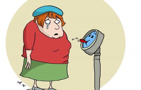 איך תרדו במשקל אחרי החגים?