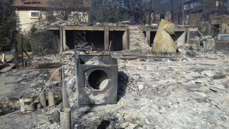 אחרי השריפה: כשמונה מאות משפחות ללא בית; בתשעה יישובים ההצתות על רקע לאומני