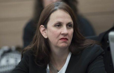 הממשלה צמצמה את סמכויותיה של דינה זילבר